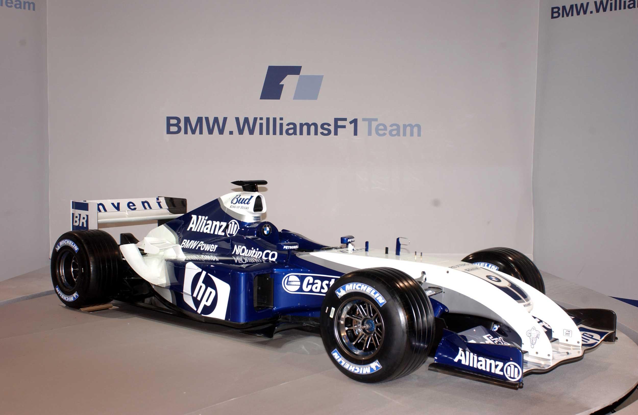F  Williams Car