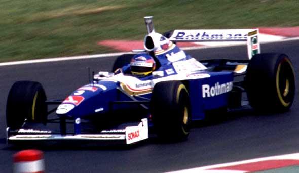 jacques villeneuve 1997. Jacques Villeneuve anno